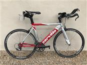 2011 Cervelo P1 Triathlon Road Bike (M) 48cm